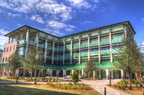 FGCU Marieb Hall by Manhattan Construction