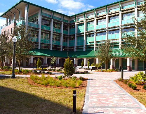 Florida Gulf Coast University Academic Building 8, Fort Myers, Florida