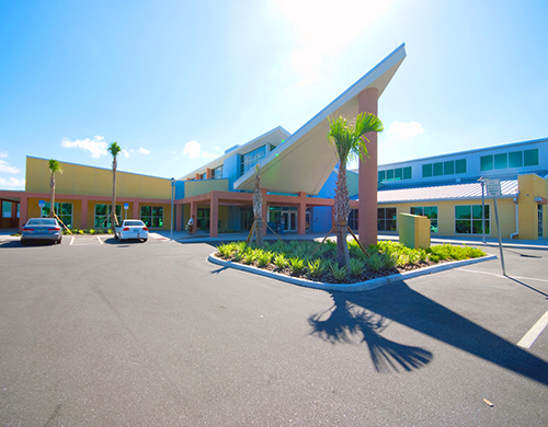Robert L. Taylor Community Complex in Sarasota, Florida