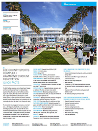 Hammond Stadium Fact Sheet Thumbnail