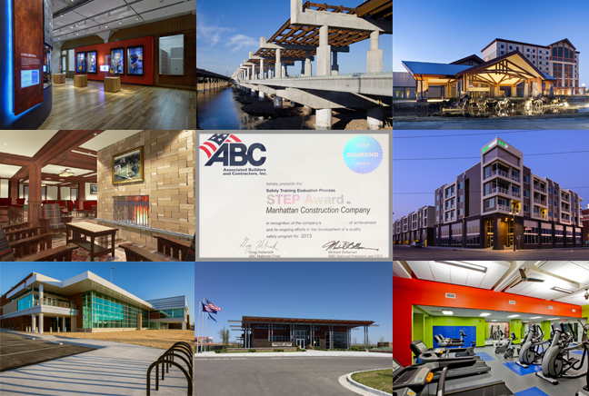 Manhattan Companies Win 11 ABC Excellence In Construction Honors