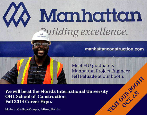 FIU Career Expo Graphic