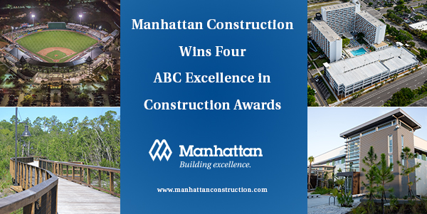 Manhattan Florida Excellence In Construction Awards