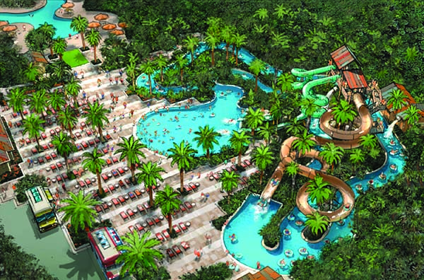 Has Been Awarded The Contract For Amenity Expansion To Pool Area Of Hyatt Regency Coconut Point Resort Spa In Bonita Springs Florida