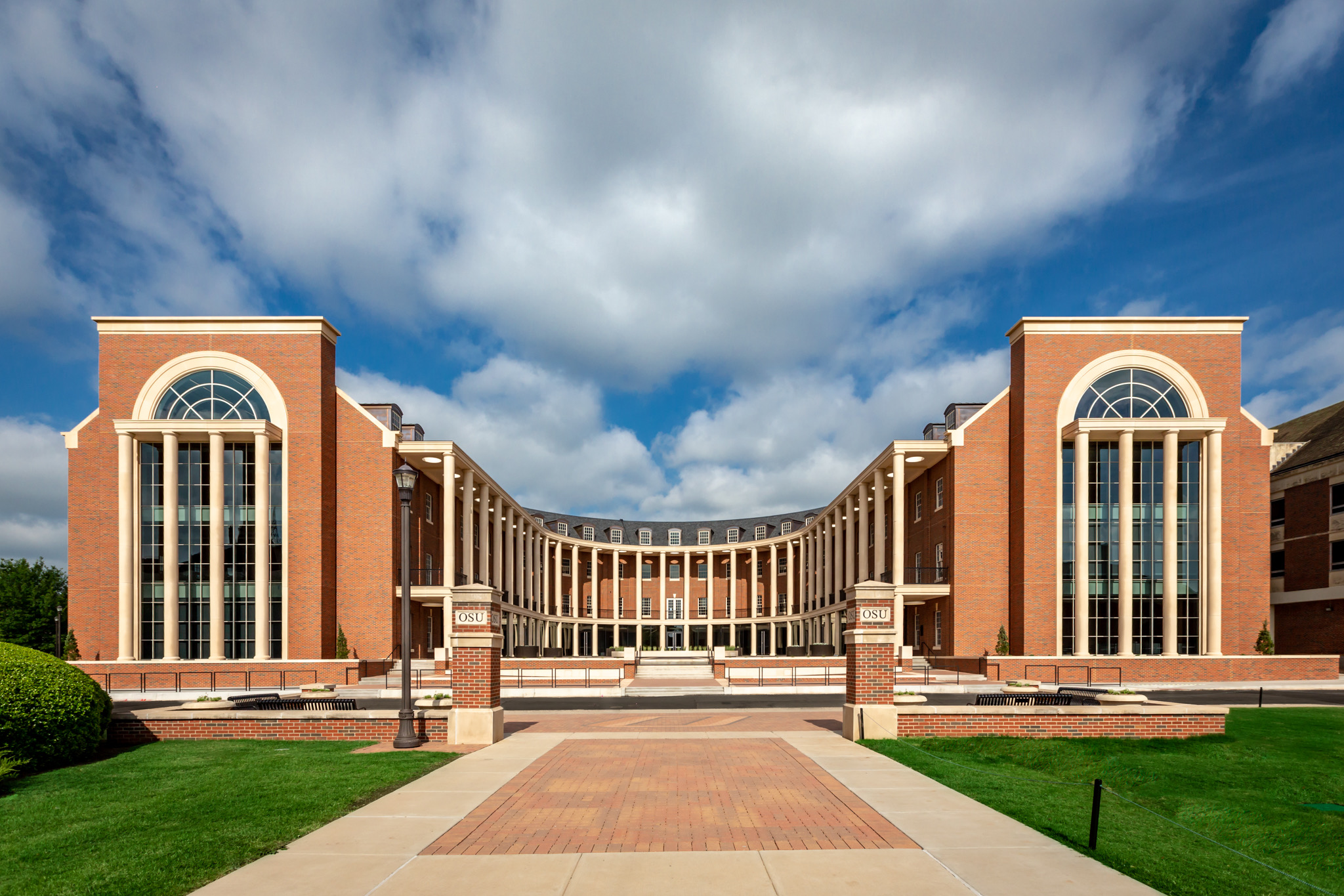 Oklahoma State University (OSU) Business Building